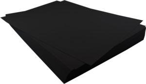 A3 Paper 80gsm Black (200pcs)-0