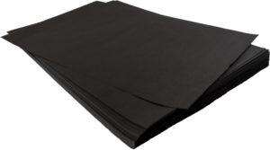 A3 Card 200gsm Black (100pcs)-0