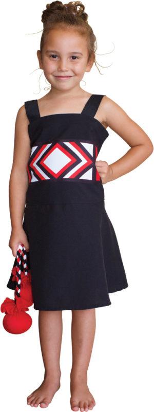 Maori Dress-0