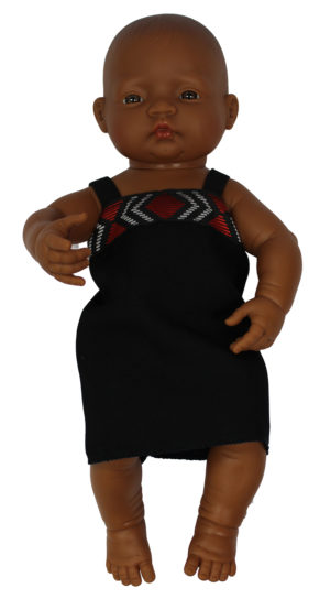 Doll Maori Dress-0