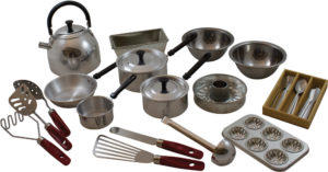 Metal Kitchen Set (30pcs)-0
