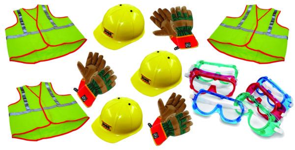 Carpentry Safety Set (15pcs)-0
