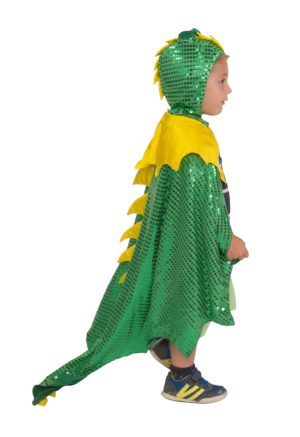 Dragon Cape Dress-Up-0
