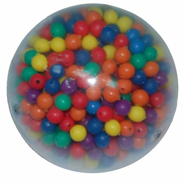 Beads In A Ball 9cm (2pcs)-7903
