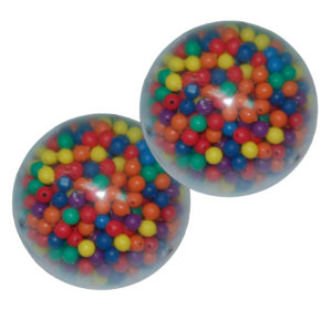 Beads In A Ball 9cm (2pcs)-0