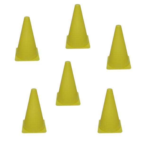 Marker Cones 22cm (6pcs)-0