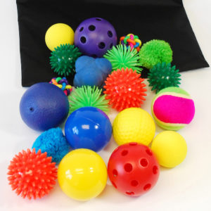 Sensory Ball Pack (20pcs)-0