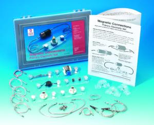 Magnetic Connections Electricity Set (30pcs)-0