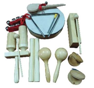 Percussion Set (9pcs)-0