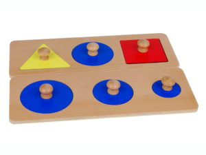Multiple Shape Puzzles (6pcs)-0