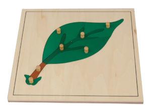 Leaf Puzzle (7pcs)-0