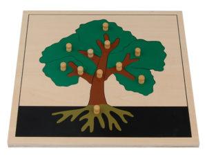 Tree Puzzle (11pcs)-0