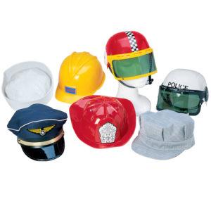 Career Hats (7pcs)-0