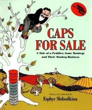 Caps for Sale Big Book-0
