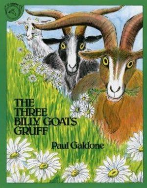 The Three Billy Goats Gruff Big Book-0