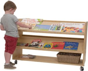Preschool Book/Puzzle Unit-0
