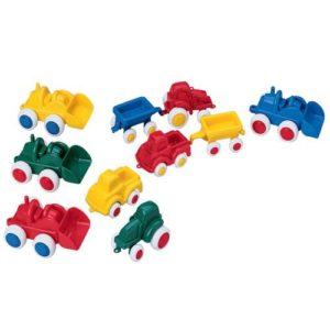 Construction Fleet (10pcs)-0