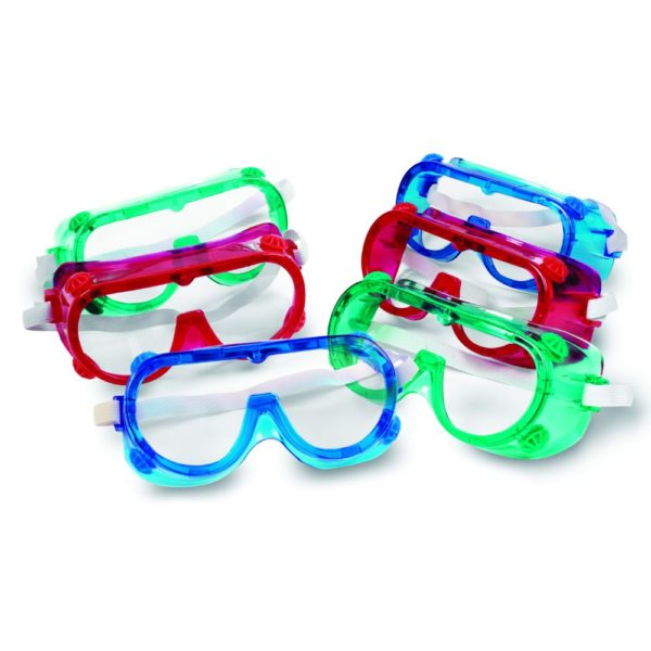 Clear Safety Goggles (6pcs)-0