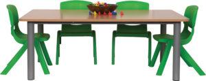 Heavy Duty Medium Rectangle Tables-0