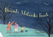 Daniel's Matariki Feast Children's Book-0