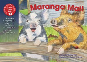 Maranga Mai! Sing-along Book-0