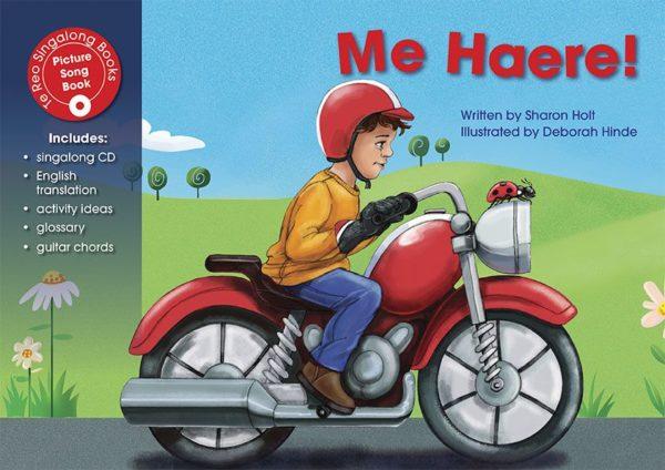 Me Haere! Sing-along Book-0