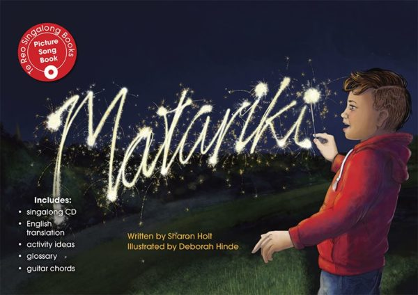 Matariki Sing-along Book-0