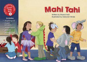 Mahi Tahi Sing-along Book-0