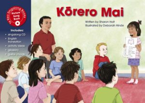 Korero Mai Sing-along Book-0