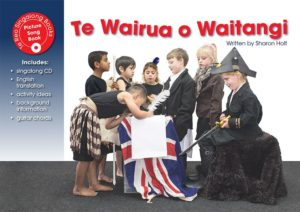 Te Wairua o Waitangi Sing-along Book-0