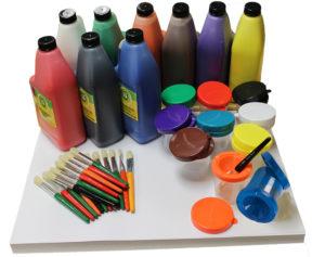 Paint & Paper Set-0
