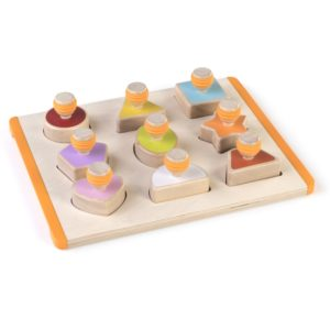 Chunky Shape Sorter Set (9pcs)-0