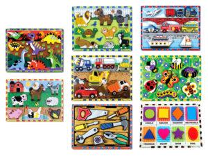 Chunky Puzzle Set (8pcs)-0
