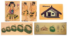 Maori Puzzle Set (5pcs)-0