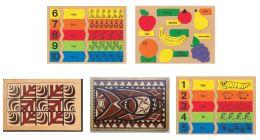 Samoan Puzzle Set (5pcs)-0