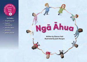 Nga Ahua Sing-along Book-0
