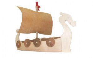 Viking Longboat-0