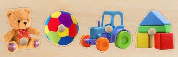 Giant Toys Photo Puzzle (4pcs)-0