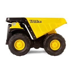 Tonka Steel Mighty Dump Truck 42cm-0