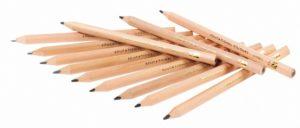 Jumbo Triangular HB Pencils (12pcs)-0