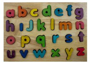 Lowercase Alphabet Puzzle-0