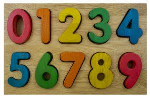 Number Puzzle (10pcs)-0