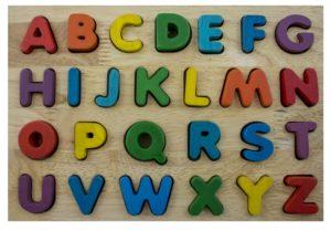 Uppercase Alphabet Puzzle-0