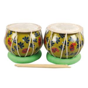 Paisley Nagori Drums (4pcs)-0