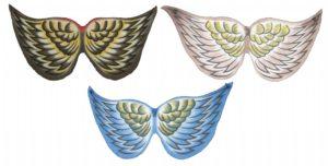 NZ Bird Wing Set (3pcs)-0