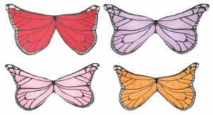 Butterfly Wings Set (4pcs)-0
