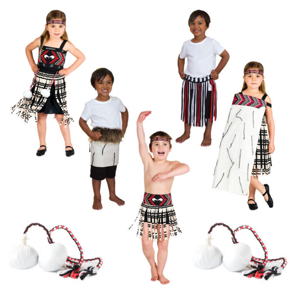 Cultural Dress-Up Set (7pcs)-0
