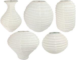 Paper Lanterns (5pcs)-0