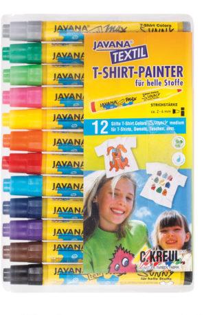 Textile Markers (12pcs)-0