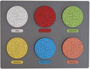 Maori Colours Puzzle (6pcs)-0